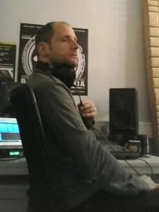Wolfgang, der immer ein offenes Ohr für uns hatte. (Scherz)