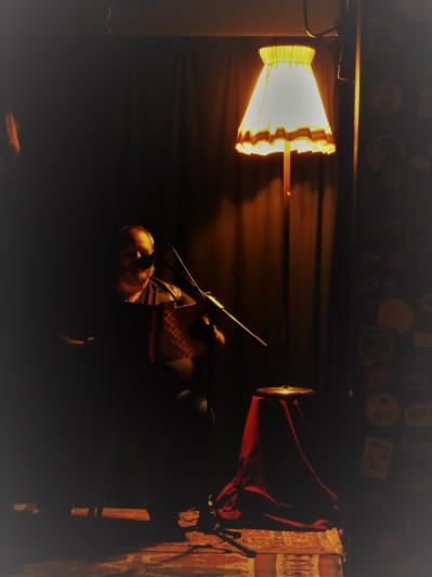 Marc und die Lampe